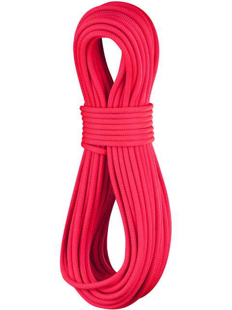 Edelrid Canary Pro Dry Rope 8,6mm 70m pink